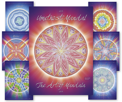 The Art of Mandala 2015